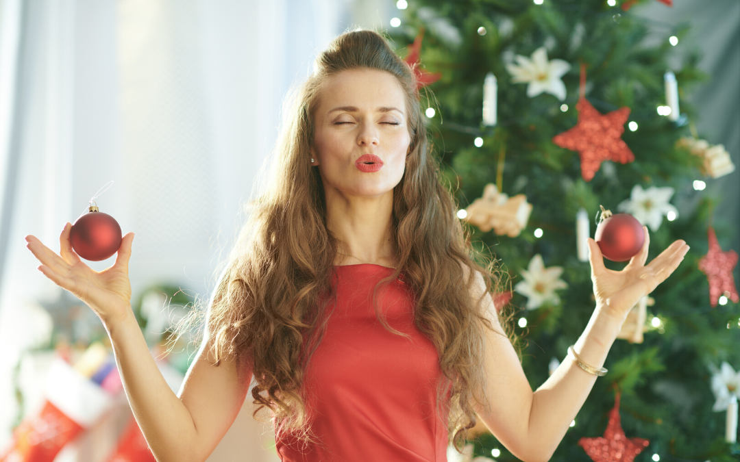Five Ways Yoga Will Keep You Sane Over Christmas