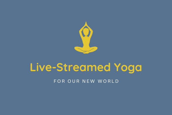 How To Join A Live-Stream Yoga Class