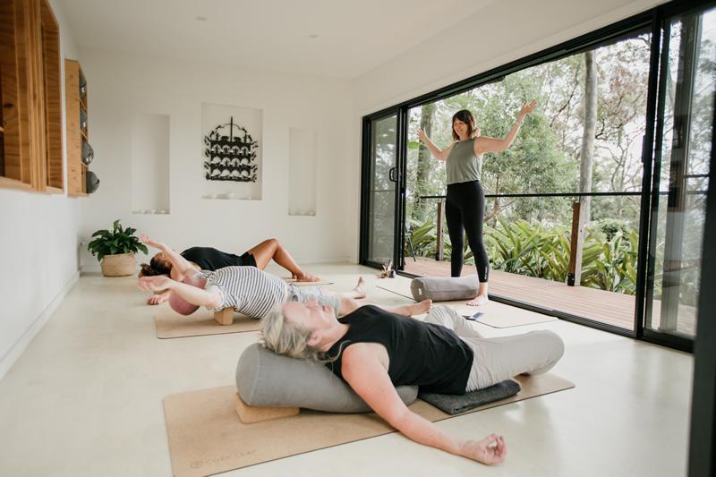 paradise yoga studio